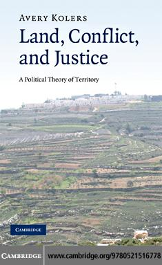 Land, Conflict, and Justice EB9780511500893