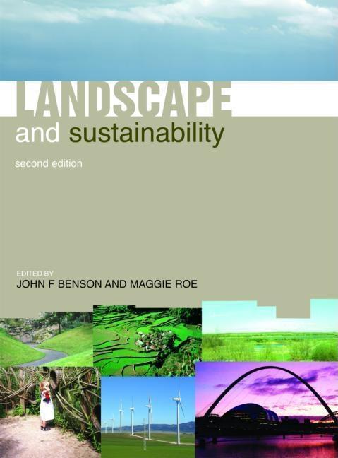 Landscape and Sustainability EB9780203962084