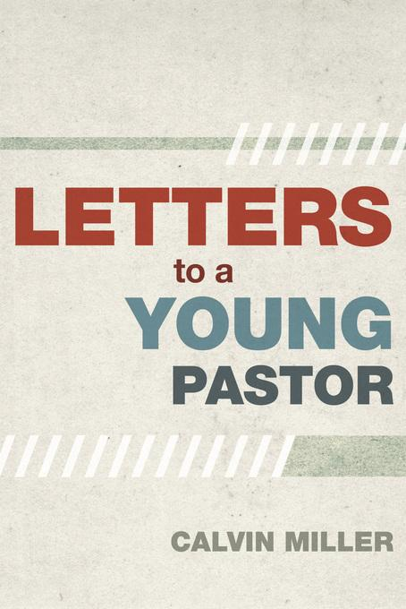 Letters to a Young Pastor EB9780781407656