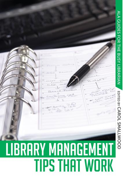 Library Management Tips that Work EB9780838992869