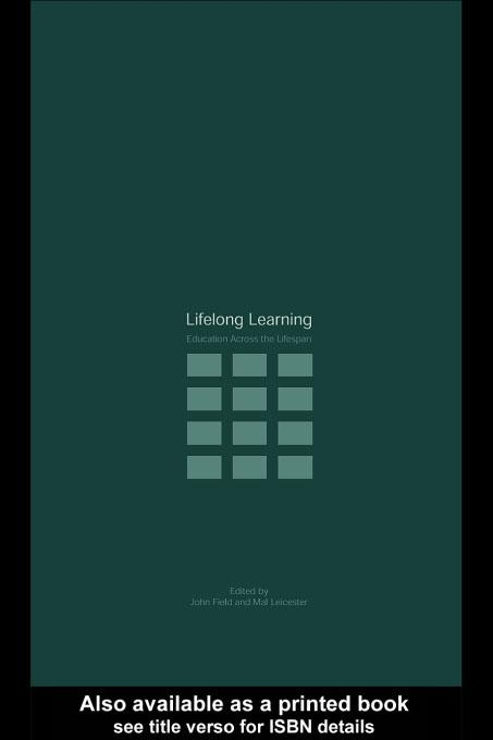 Lifelong Learning EB9780203184073