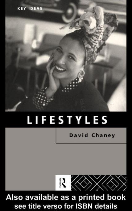 Lifestyles EB9780203178645