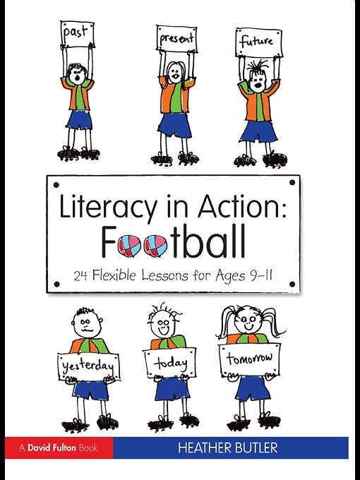 Literacy in Action: Football EB9780203850299