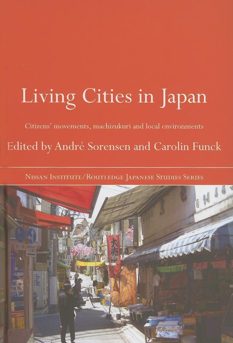 Living Cities in Japan EB9780203961728