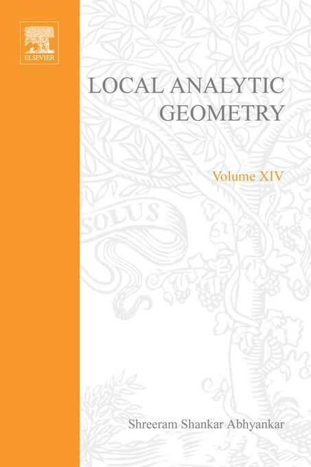 Local analytic geometry EB9780080873268