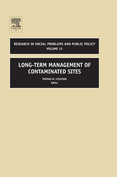 Long-Term Management of Contaminated Sites