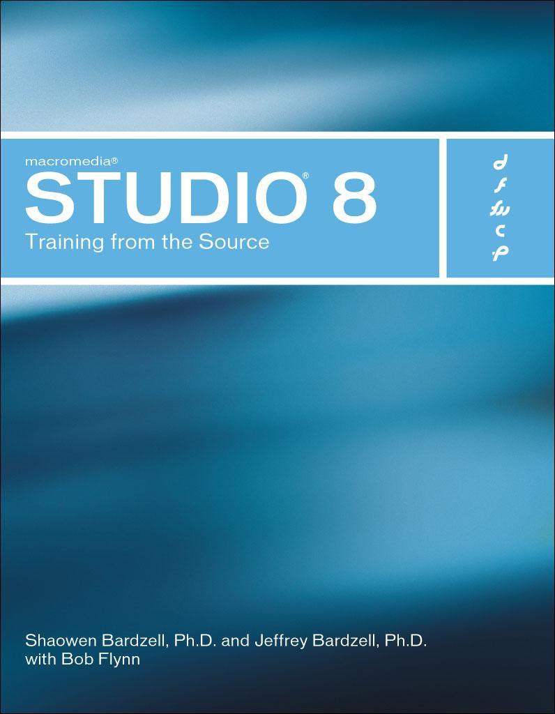 Macromedia Studio 8: Training from the Source EB9780321441409