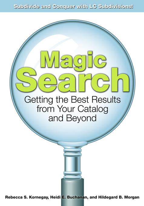 Magic Search EB9780838999400