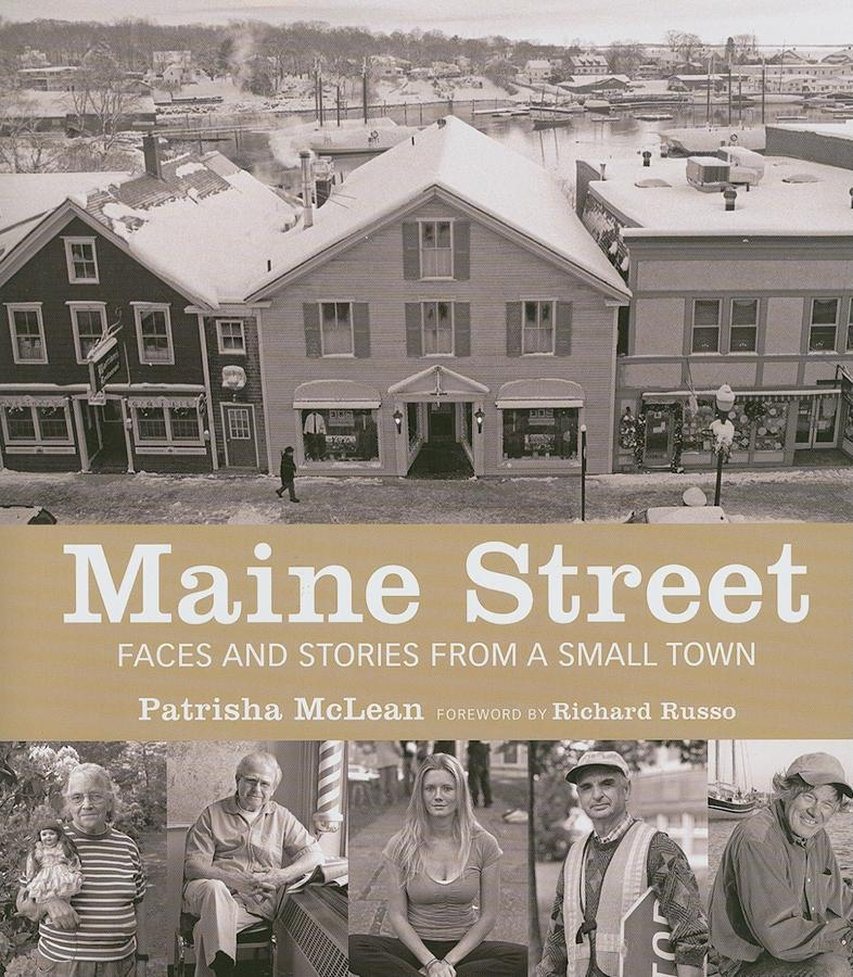 Maine Street: Faces and Stories from a Small Town EB9780892728800