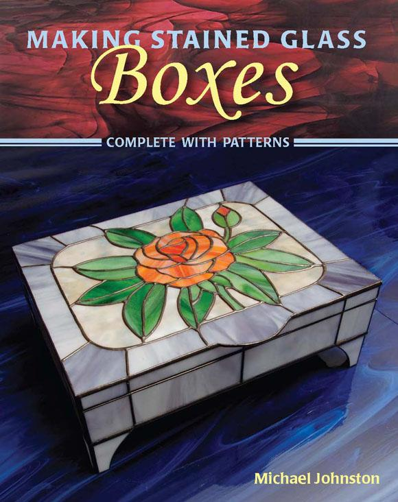 Making Stained Glass Boxes EB9780811741071