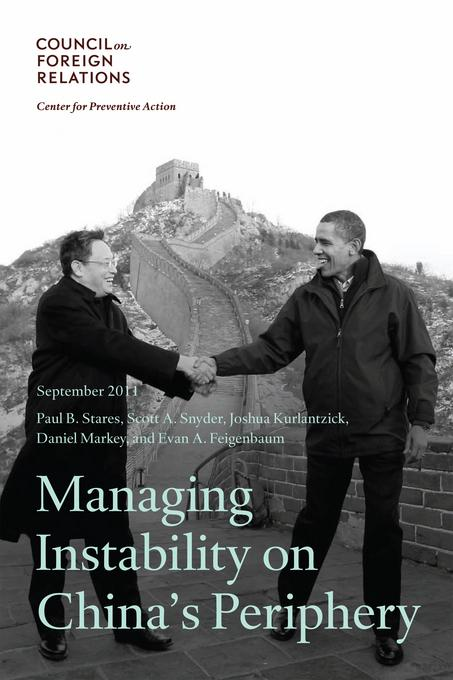 Managing Instability on China's Periphery EB9780876095102
