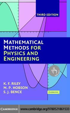 Mathematical Methods Physic Eng 3ed EB9780511166839