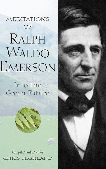 Meditations of Ralph Waldo Emerson EB9780899976136