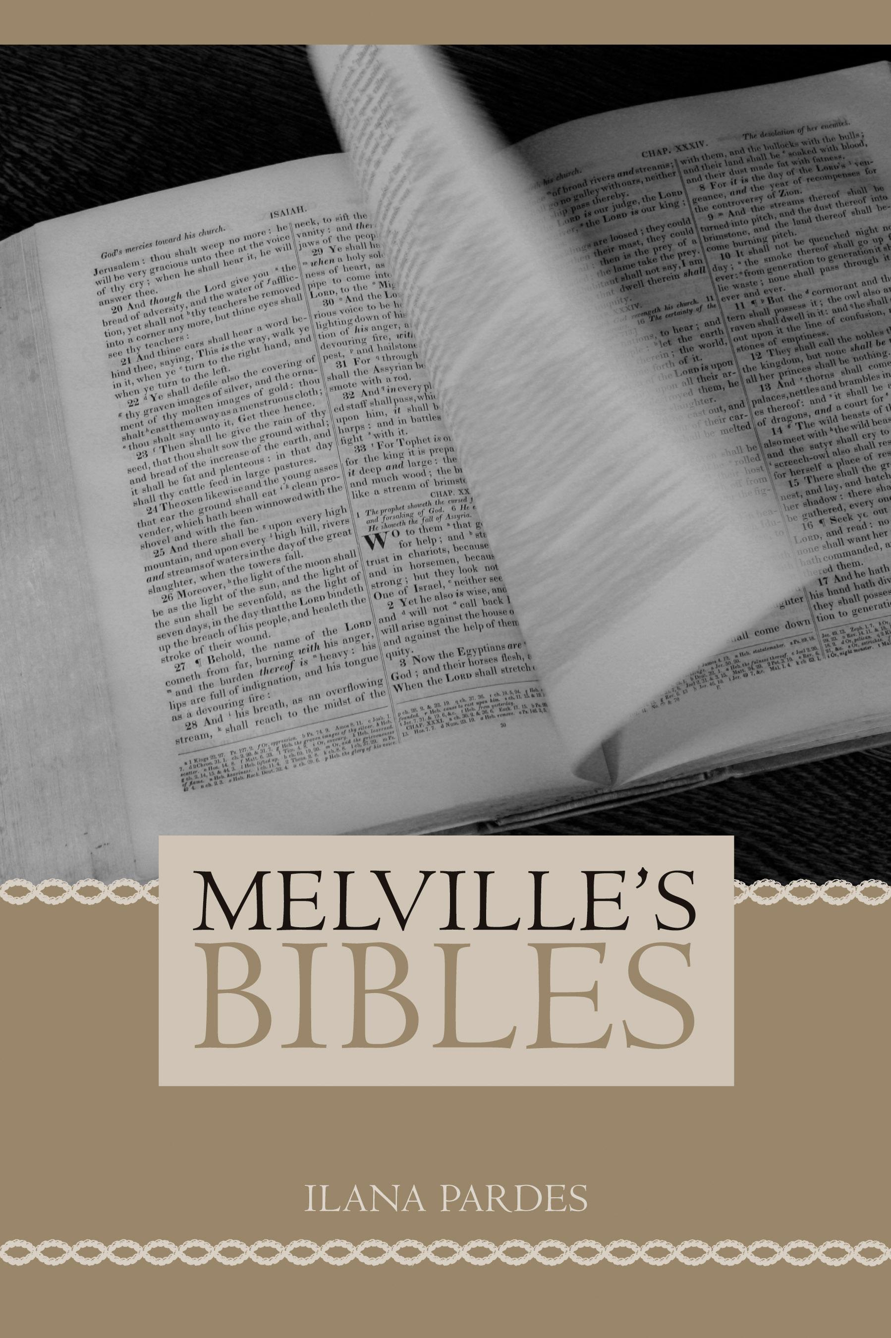 Melville's Bibles EB9780520941526