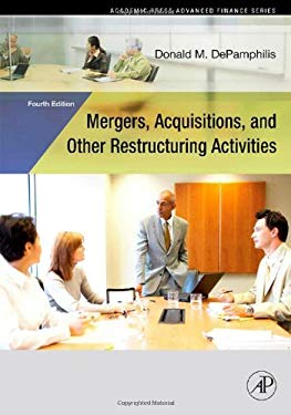 Mergers, Acquisitions, and Other Restructuring Activities, 4E EB9780080555904