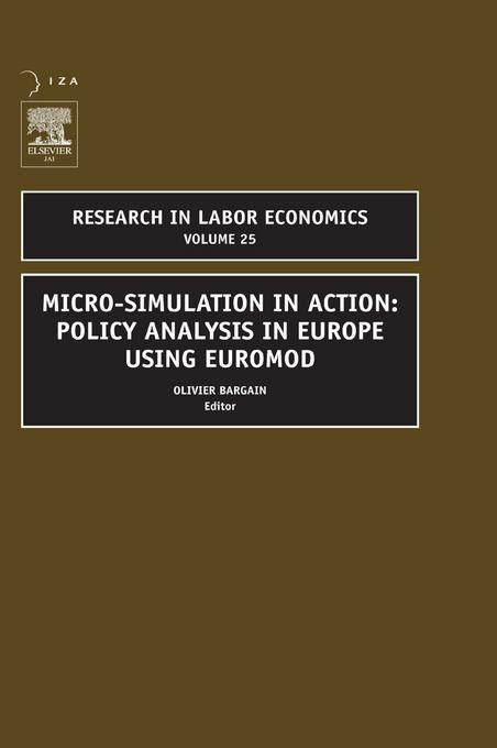 Micro-Simulation in Action EB9780080465821