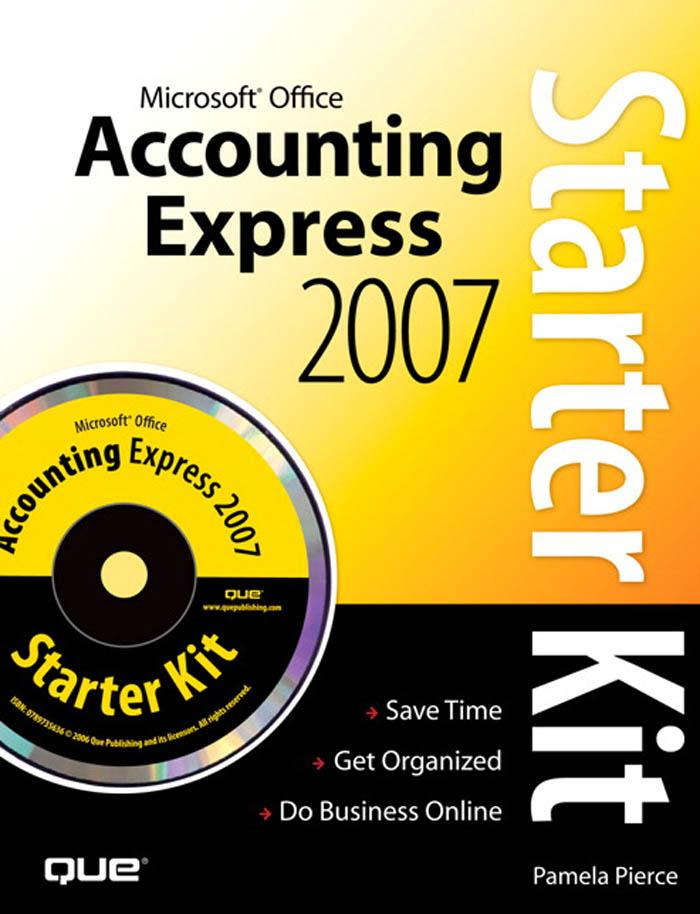 Microsoft? Office Accounting Express 2007 Starter Kit EB9780768674811
