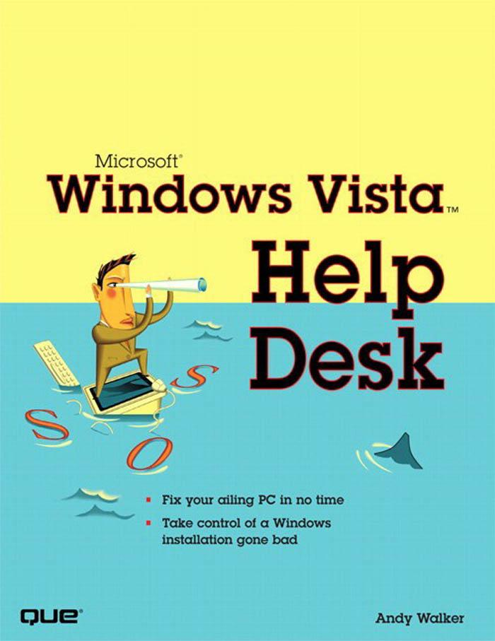 Microsoft? Windows Vista(TM) Help Desk EB9780768667349