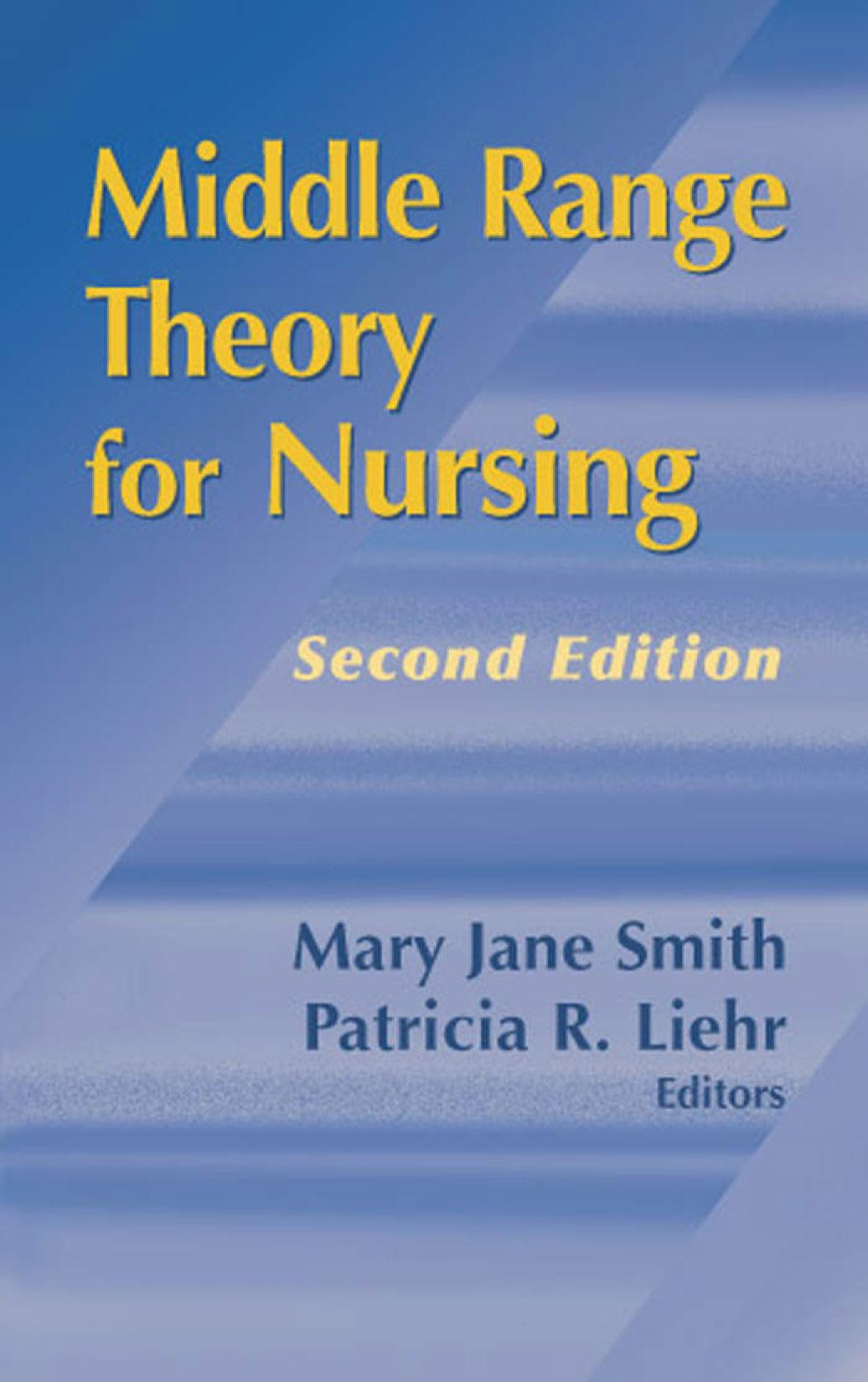 Middle Range Theory for Nursing EB9780826119179