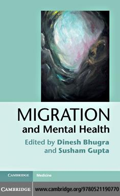 Migration and Mental Health EB9780511922619