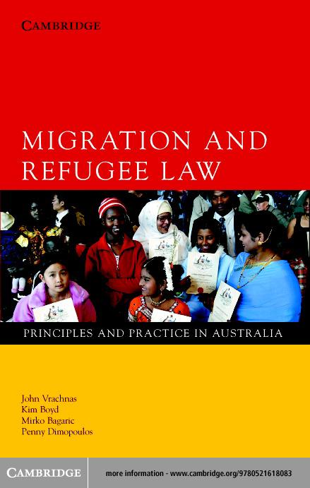 Migration and Refugee Law EB9780511111679