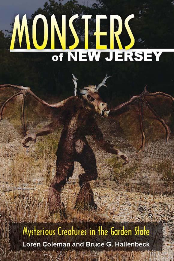 Monsters of New Jersey: Mysterious Creatures in the Garden State EB9780811741941