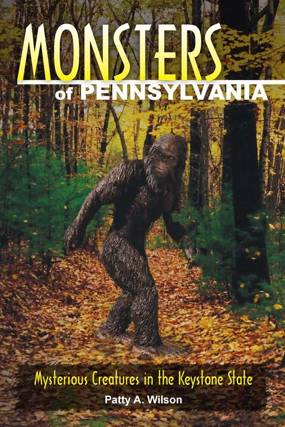 Monsters of Pennsylvania: Mysterious Creatures in the Keystone State EB9780811741101