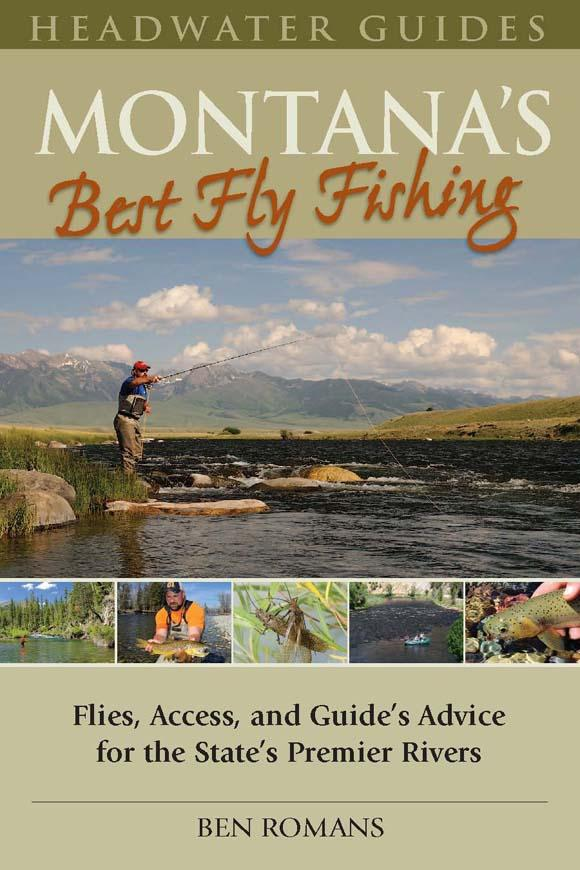 Montana's Best Fly Fishing EB9780811742269