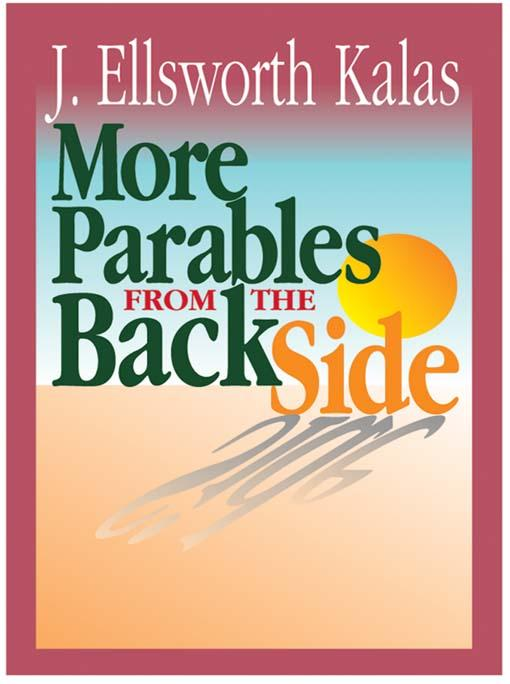More Parables from the Back Side EB9780687331925