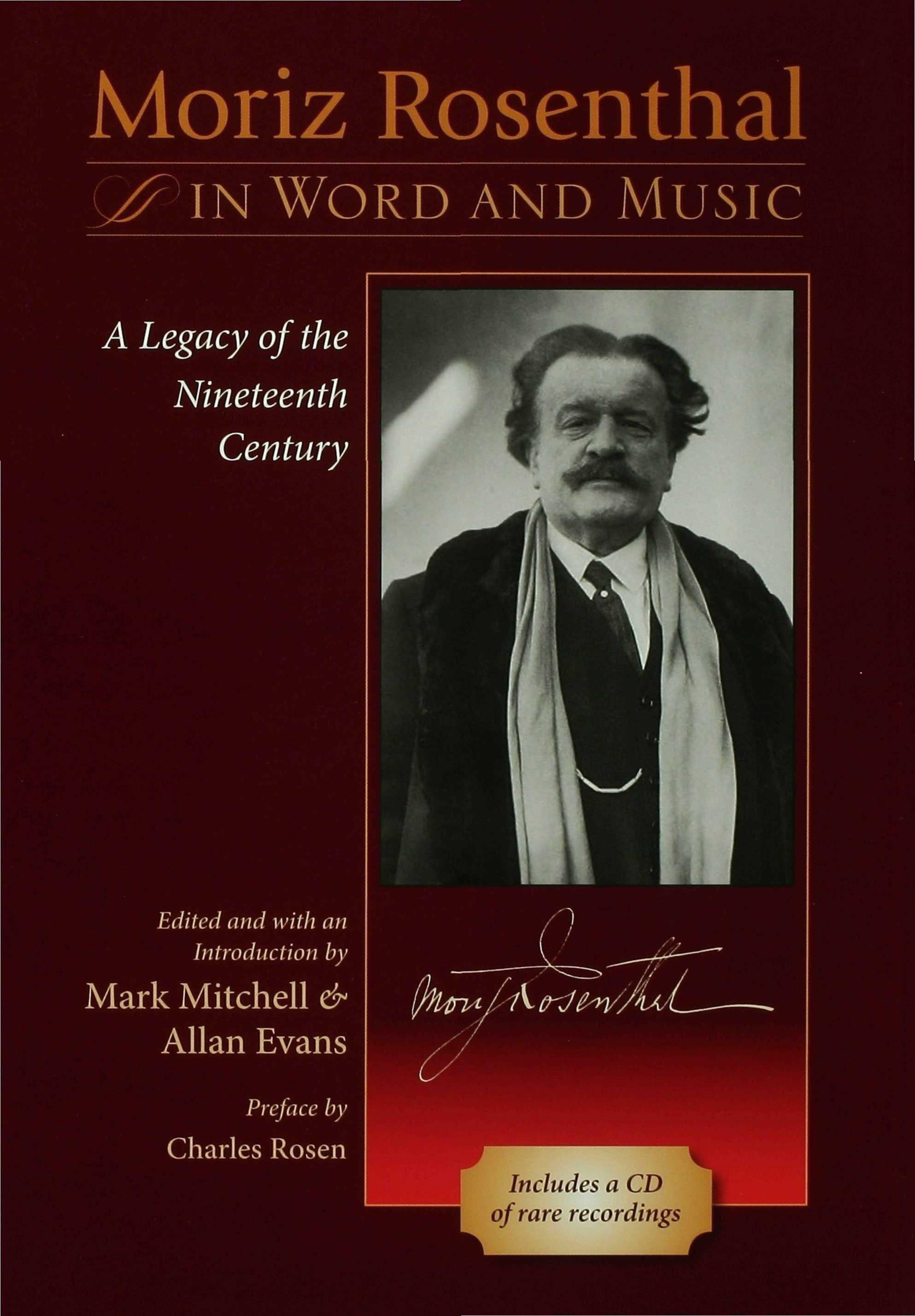 Moriz Rosenthal in Word and Music EB9780253111661