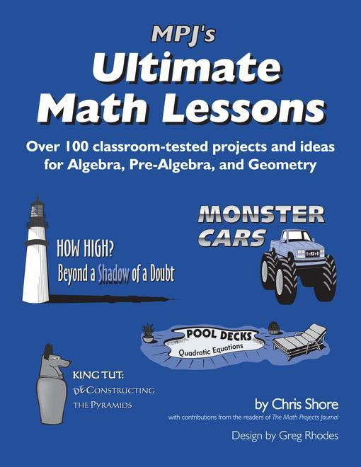 Mpj's Ultimate Math Lessons EB9780972405713