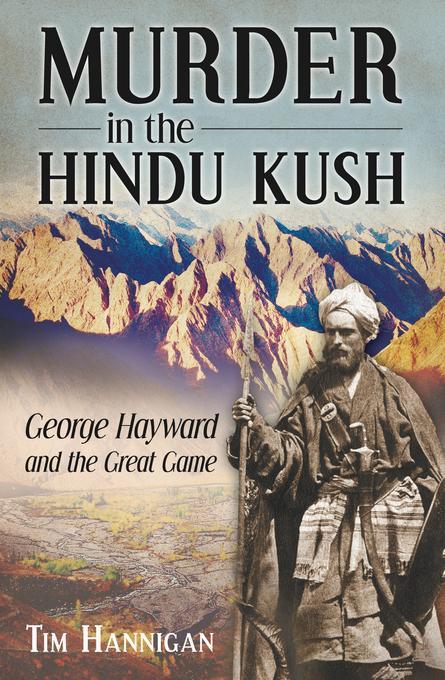 Murder in the Hindu Kush EB9780752463872