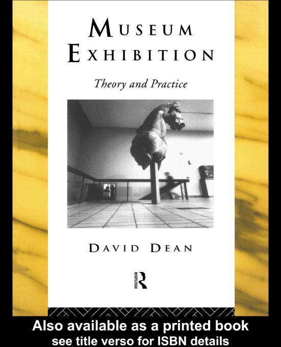 Museum Exhibition EB9780203161531