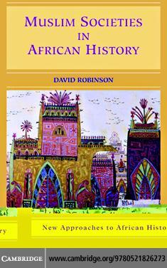 Muslim Societies in African History EB9780511162749