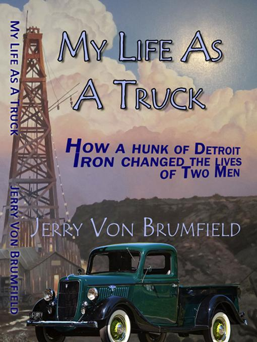 My Life As A Truck EB9780983750673
