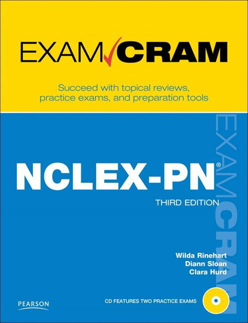 NCLEX-PN Exam Cram EB9780132684064