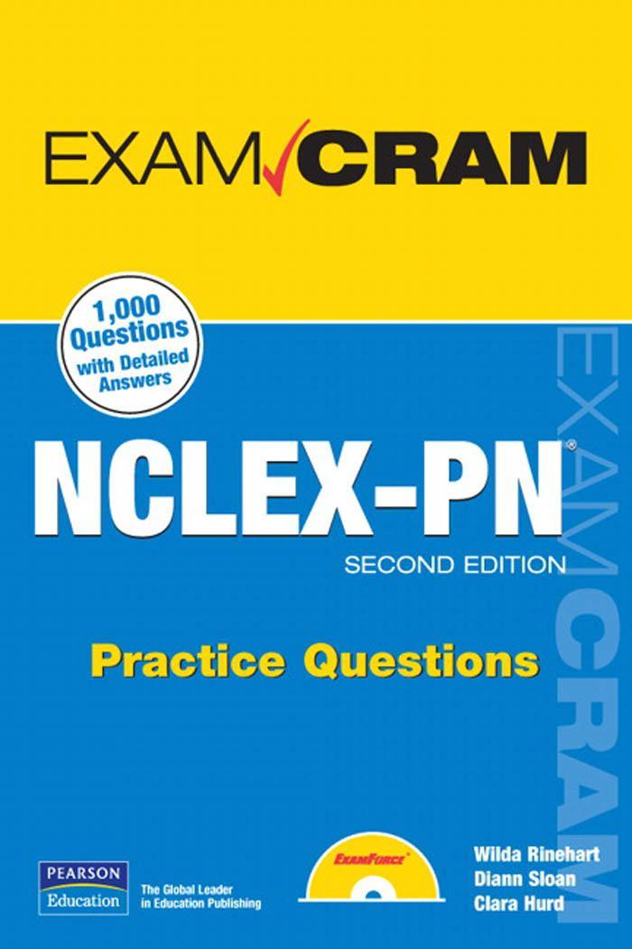 NCLEX-PN Practice Questions EB9780768681116
