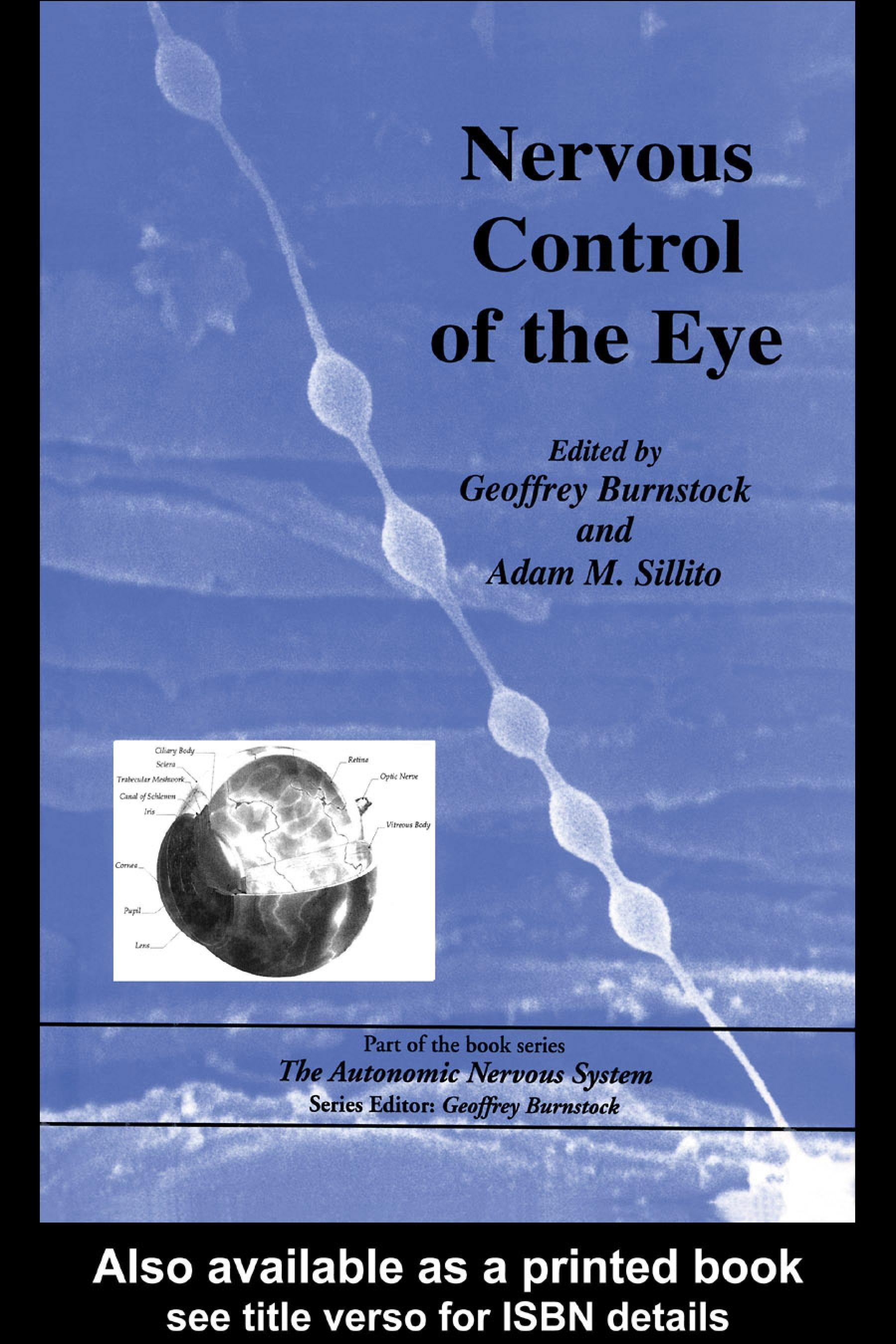 Nervous Control of the Eye EB9780203304402