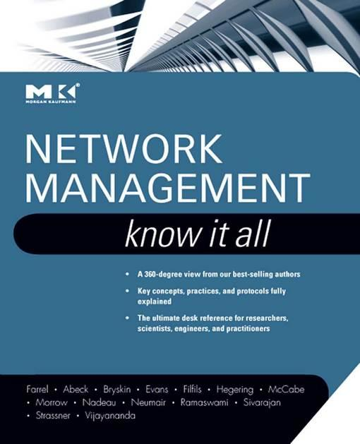 Network Management Know It All EB9780080923420