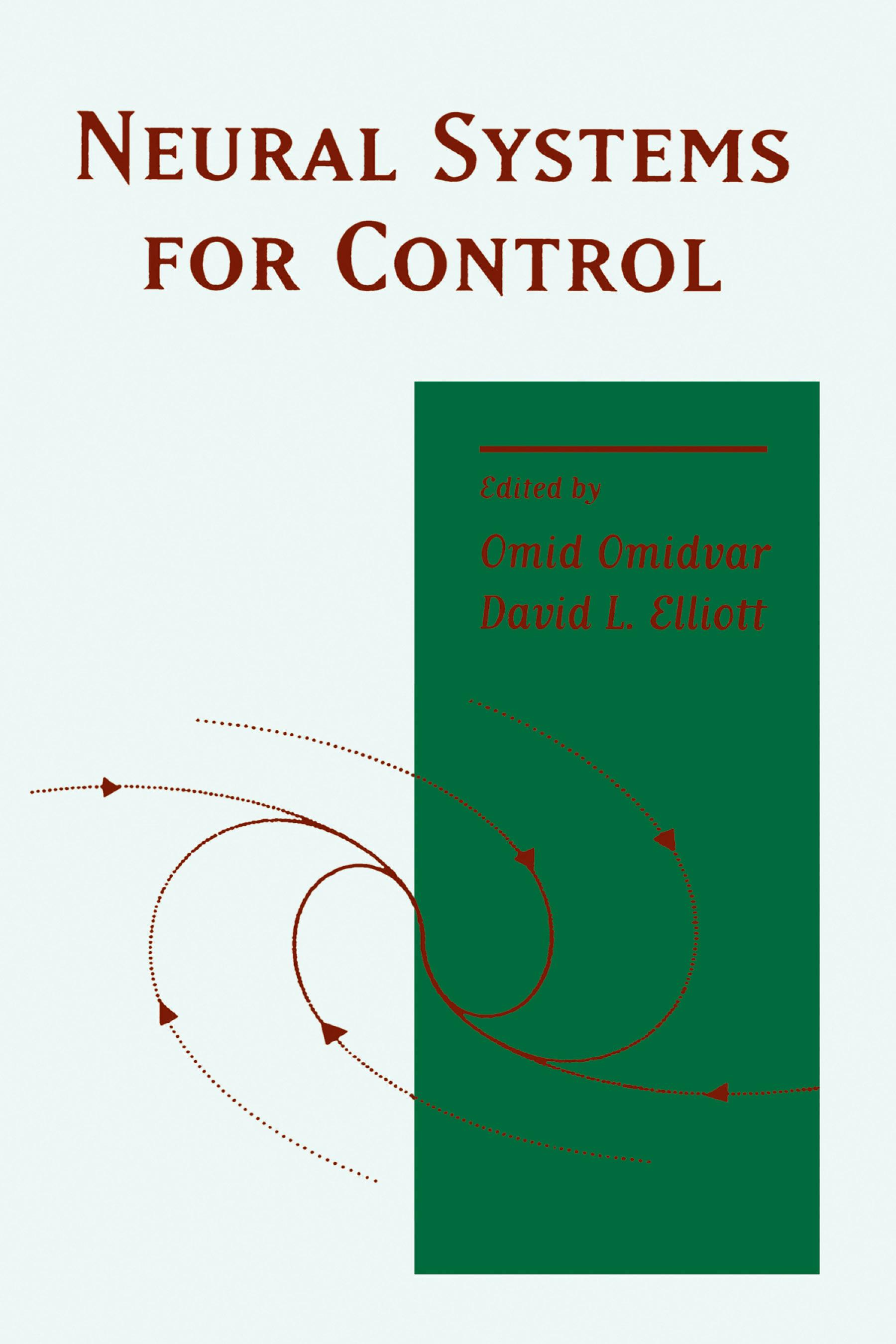 Neural Systems for Control EB9780080537399