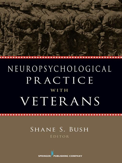 Neuropsychological Practice with Veterans EB9780826108067