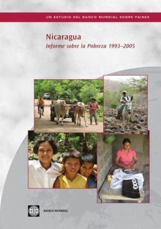 Nicaragua: Informe sobre la Pobreza 1993-2005 EB9780821377192