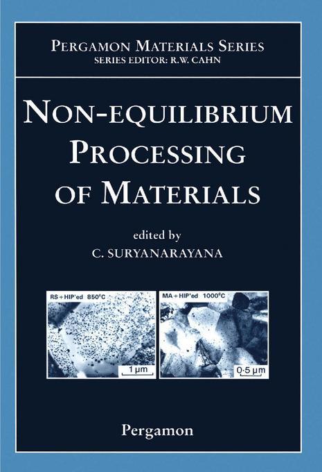 Non-equilibrium Processing of Materials EB9780080537627