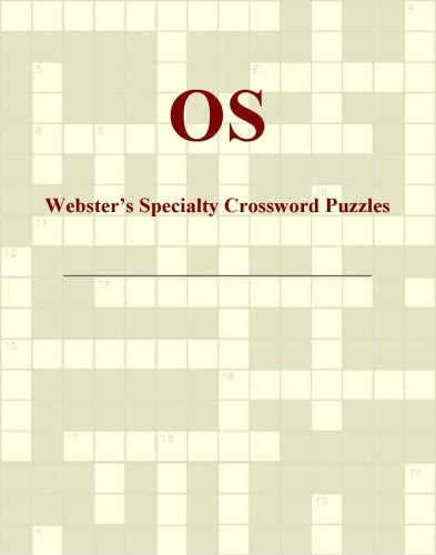 OS - Webster's Specialty Crossword Puzzles