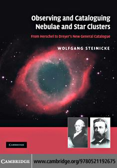 Observing and Cataloguing Nebulae and Star Clusters EB9780511784354