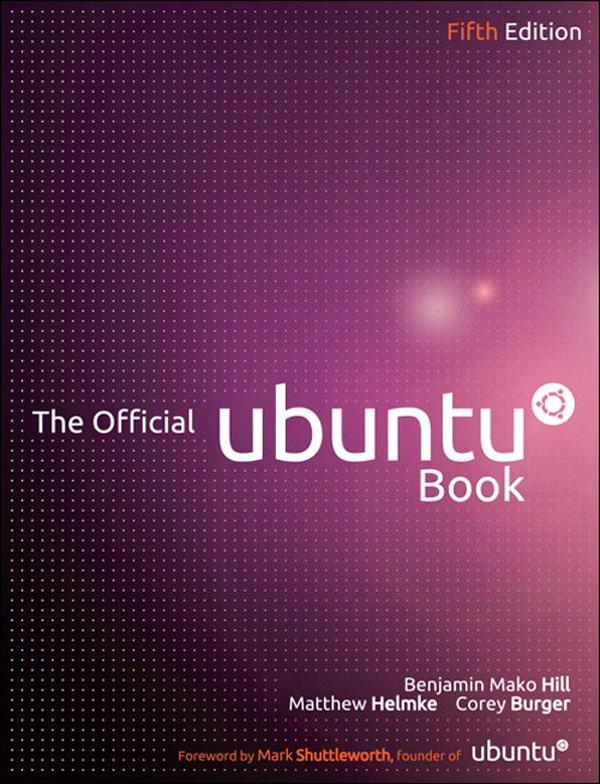 Official Ubuntu Book, The, 5/e EB9780132167949