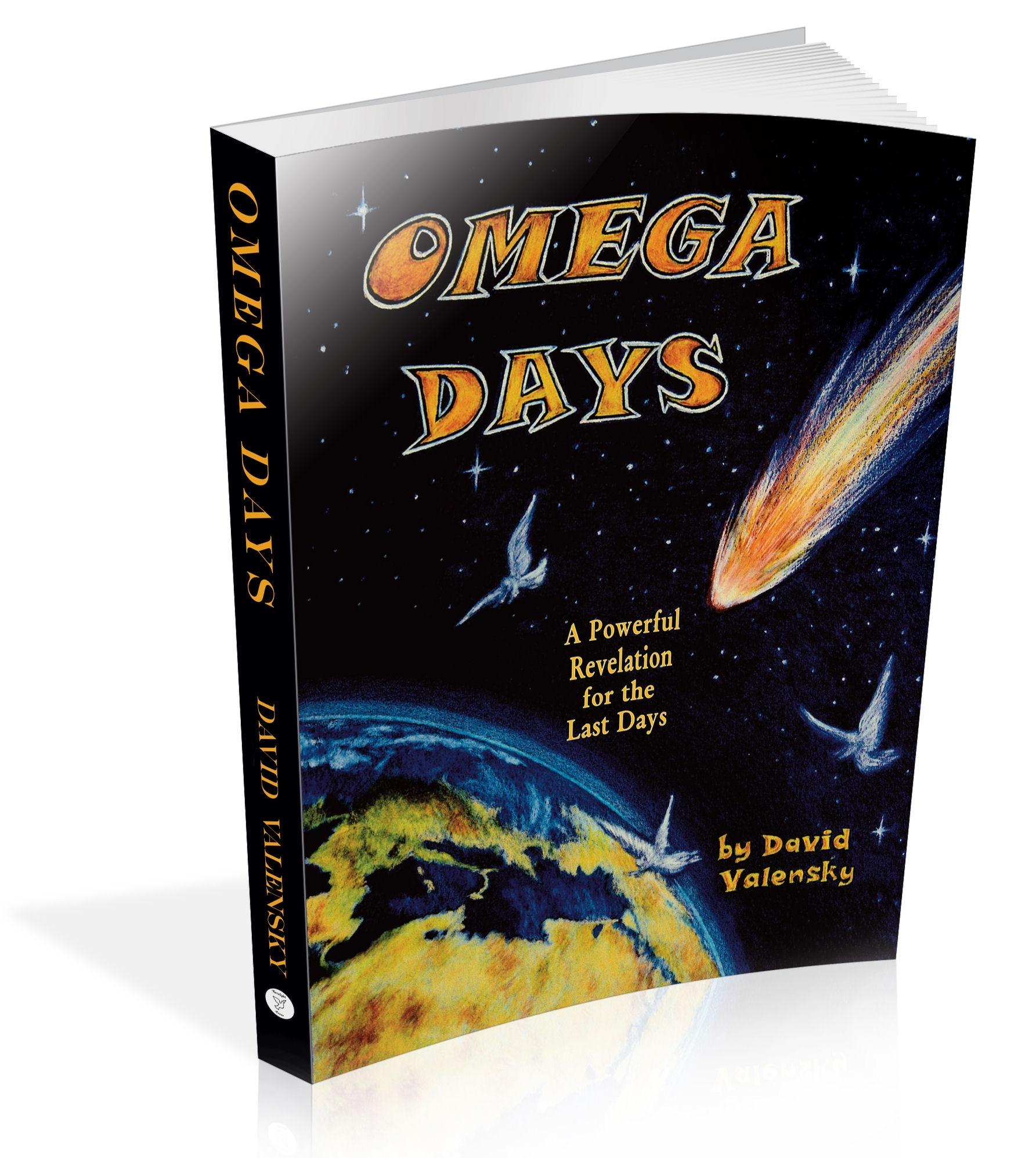 Omega Days EB9780982734803