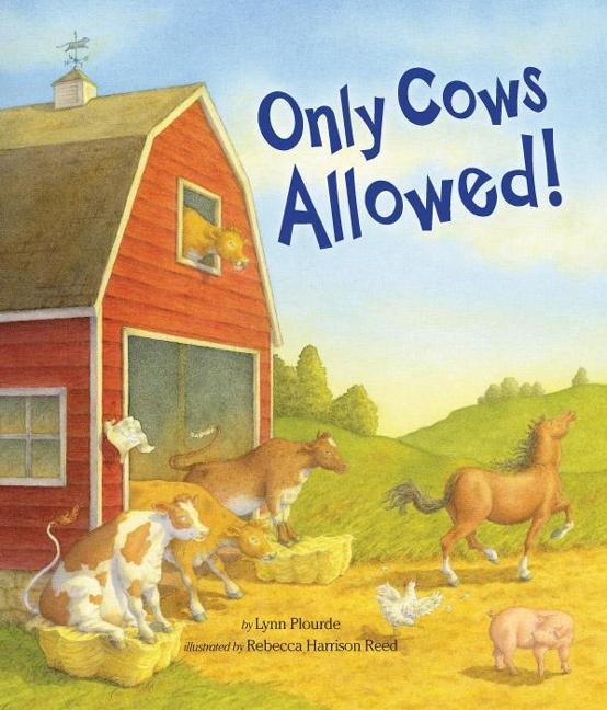 Only Cows Allowed EB9780892729616