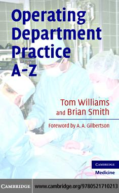 Operating Department Practice A-Z 2ed