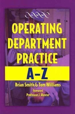 Operating Department Practice A-Z EB9780511192692
